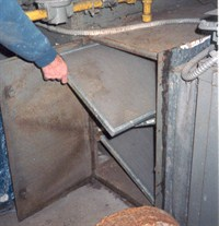 air filters in zoo hvac system