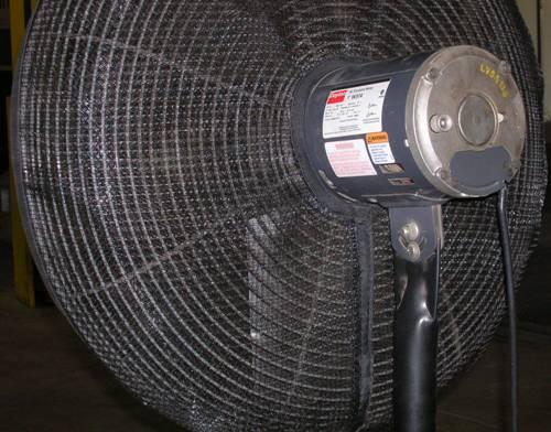 Washable Fan Guard Solution