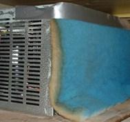 restaurant condenser poor filtration before air filter solutions