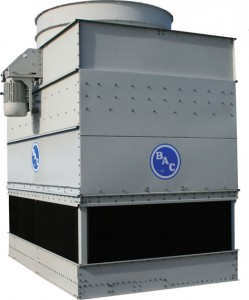 PTE open cooling tower