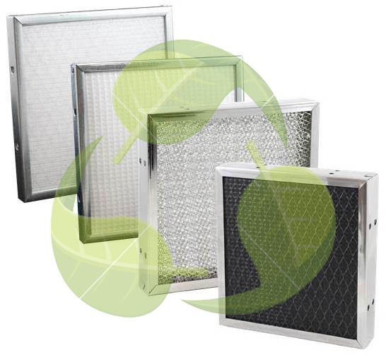 Washable Commercial Industrial Air Filters