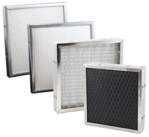 Permatron washable electrostatic and metal mesh filters