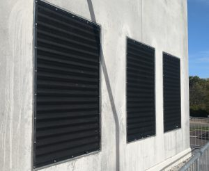 PreVent Installation Building Air Intakes