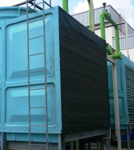 PreVent Installation Cooling Tower